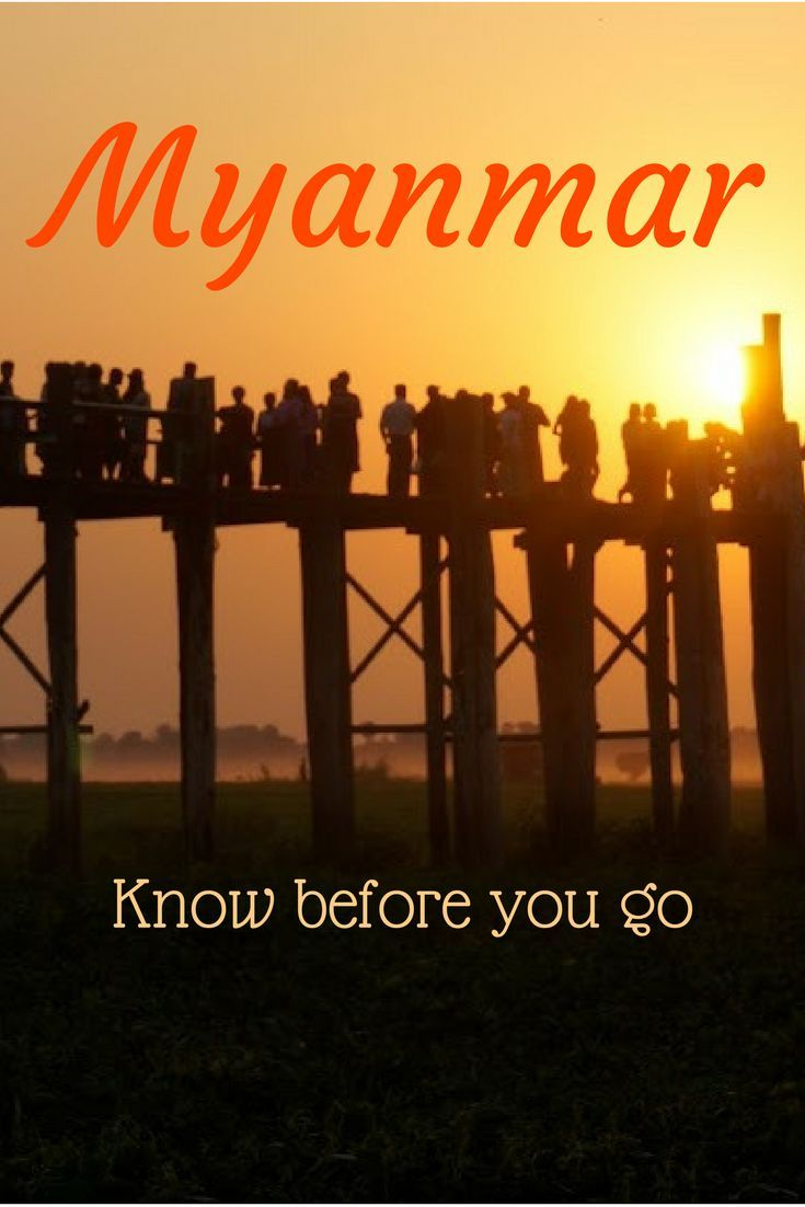 Myanmar Travel Guide - Know Before You Go | travel ...