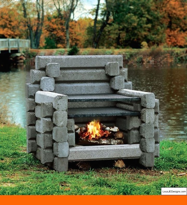Outdoor Fire Pits - Fire Pit Made Of Pavers Tip 42626672 #firepits