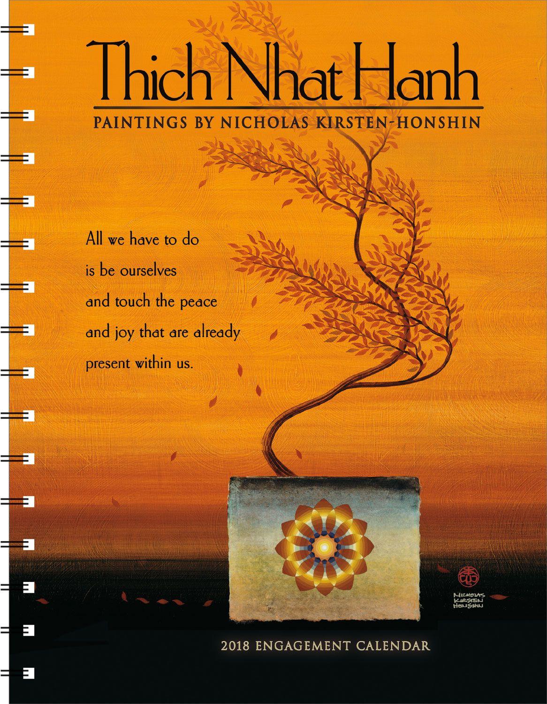 Thich Nhat Hanh Datebook Engagement Calendar