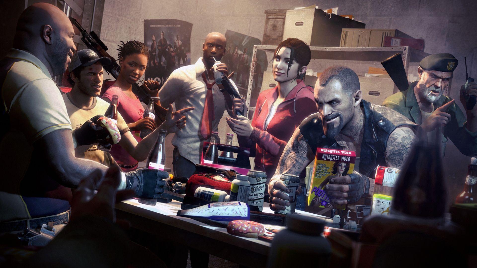 Actualizar Left 4 Dead 2 Hasta La Ultima Version Apocalipsis De Zombi Cine De Terror Left 4 Dead