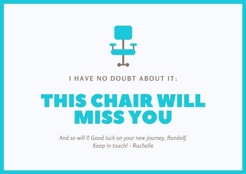 Printable Farewell Cards You Can Customize For Free Canva Inside Sorry You Re Leaving Card Template In 2020 Farewell Cards Card Template Goodbye And Good Luck