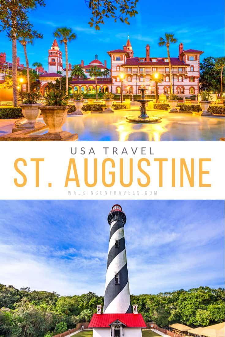 21 Things to do in St. Augustine Historic District on a