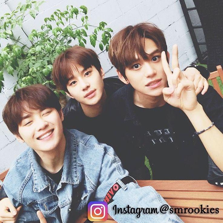 Kun/Jungwoo/Lucas♡