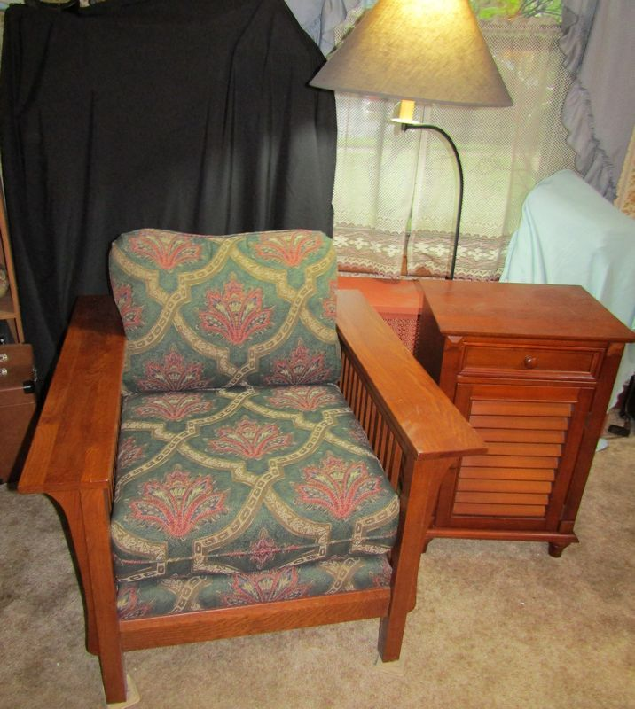 modern mission style furniture. Modern Mission Style Furniture. Bassett Chair, Oak Frame With Upholstered Seat Furniture