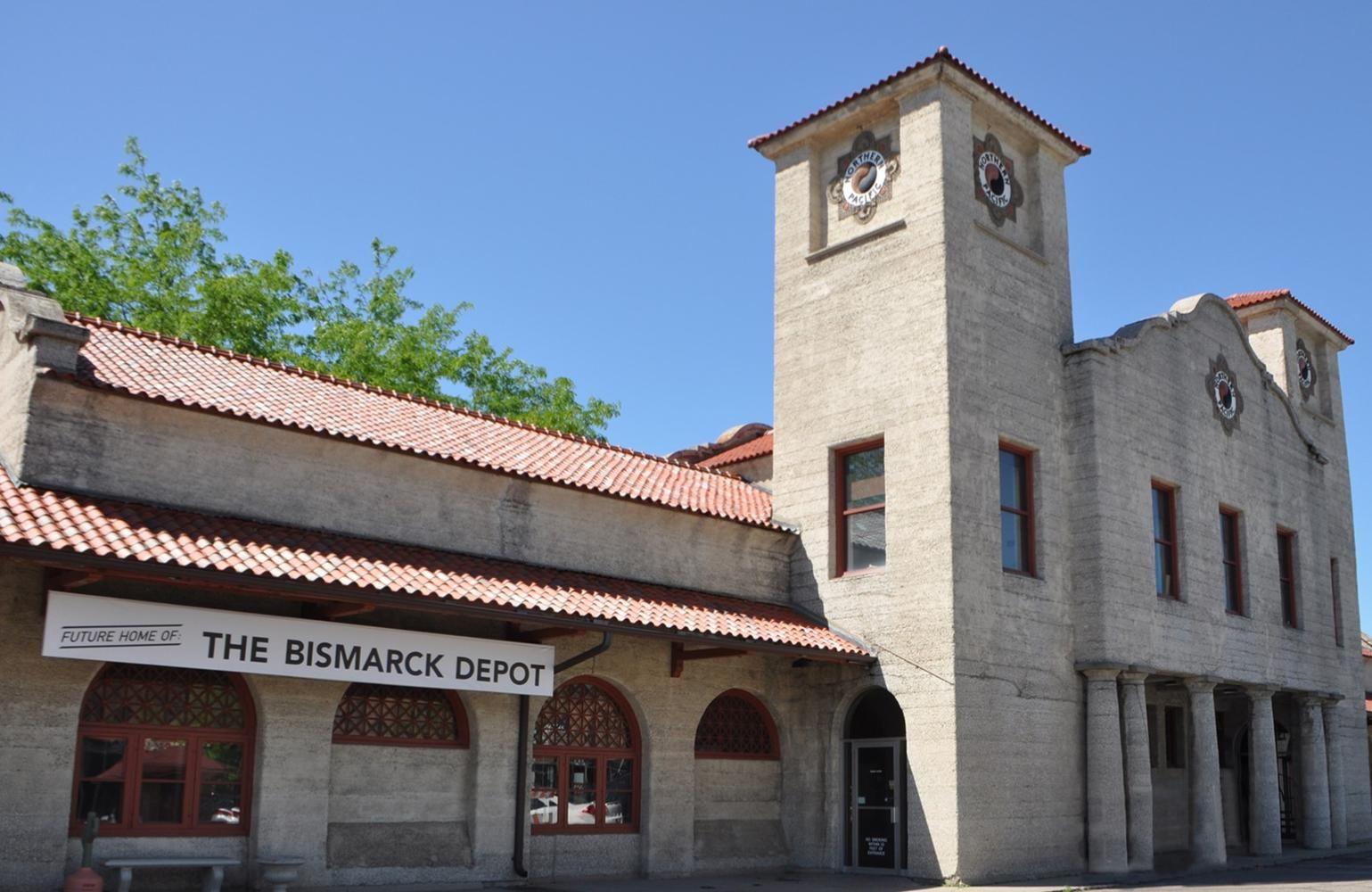 Bismarck depot san francisco ferry