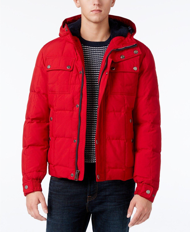 Tommy Hilfiger Men's Parka Jacket men's