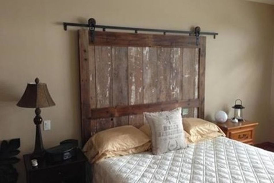 barn door headboards for sale