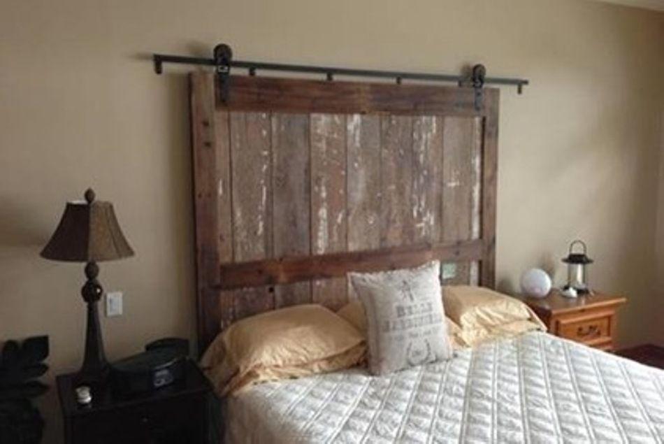Barn Door Headboards For Sale With Images Barndoor Headboard
