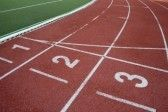 Running Track For Athletes Royalty Free Stock Photo, Pictures, Images And Stock Photography. Image 9601799.