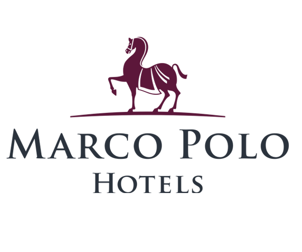 Marco Polo Hotels Logo Design Download Hotel Logo Hotel Logo Design Logo Design