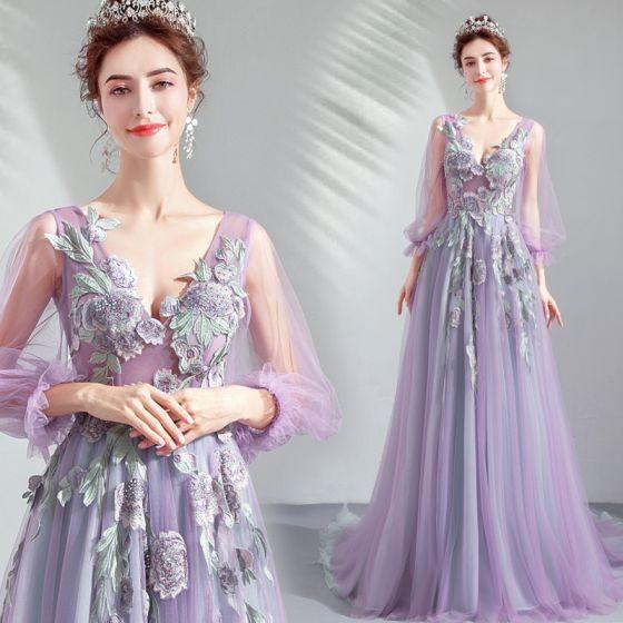 Perfect Quality!!Elegant Party Wedding Dress Rhinestone