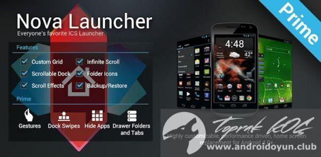 Nova Launcher Prime v5.5 FULL APK FULL VERSIONfreecheats