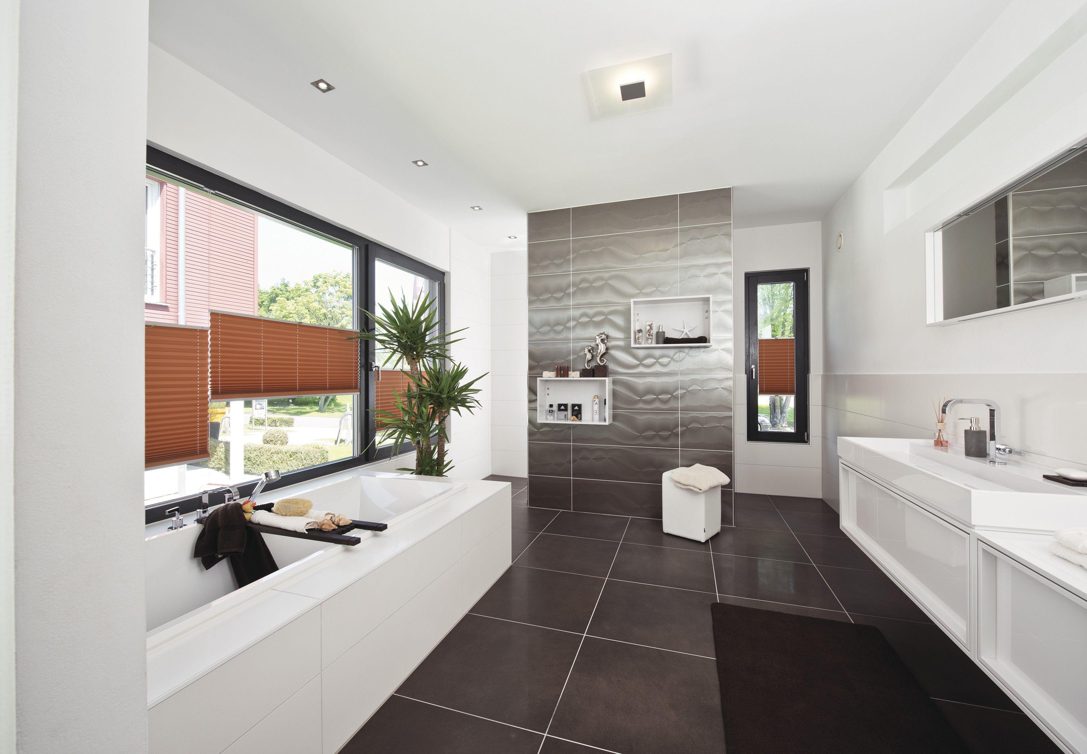 Wohnzimmer Inspiration aus einem Haus von WeberHaus Alle