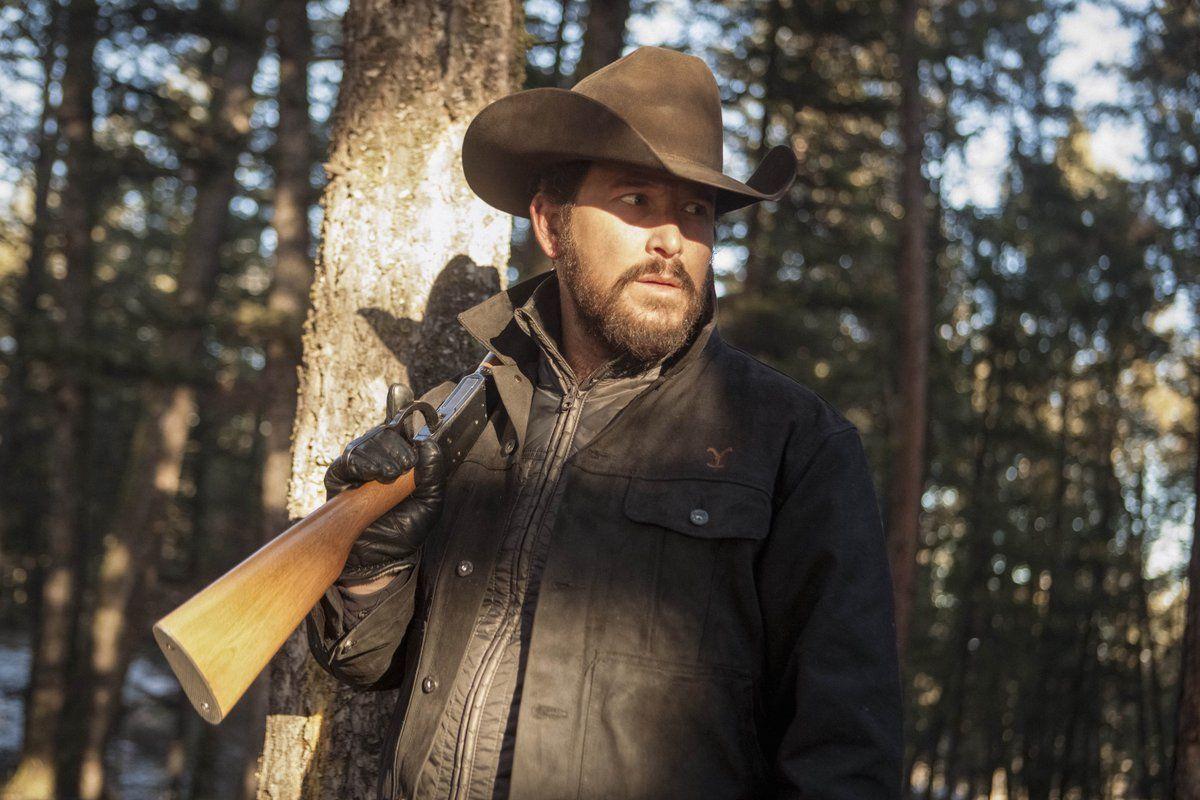 The Bear Nice Shot Rip Cole Hauser Yellowstone Series Yellowstone