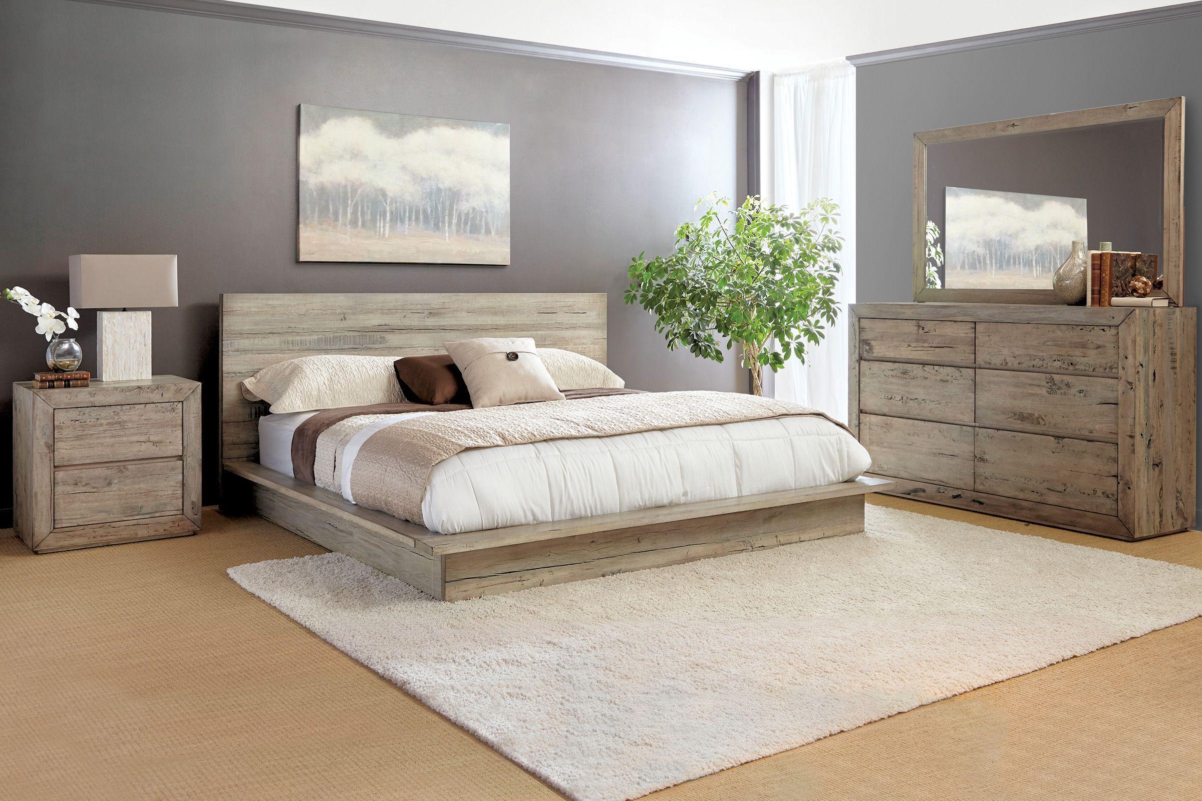 Renewal 5 Piece King Bedroom Set At Gardner White Bedroom Sets Queen King Bedroom Sets Bedroom Set