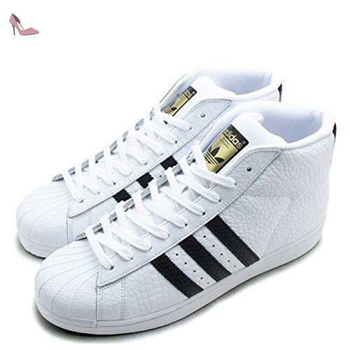 Chaussures adidas – Pro Model Animal blancnoiror taille