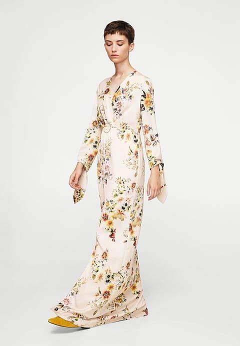 929bee805b63c Vêtements Mango MIRLO-A - Robe longue - pastel pink rose  89,99 ...