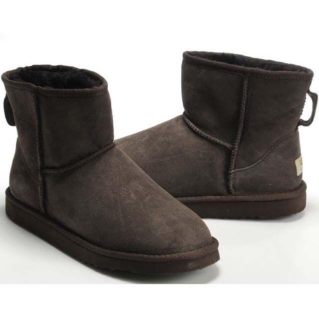 Ugg Classic Mini Boots 5854 Chocolate New Ugg Classic Mini Boot Classic Ugg Boots Ugg Boots Cheap