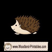 Free Hedgehog Clipart Woodland Baby Shower Decorations Kids Woodland Forest Friends Baby Shower