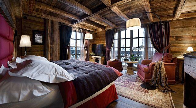 Rustikal wohnen  Chalet in Switzerland | berghäuser | Pinterest | Almhütte ...