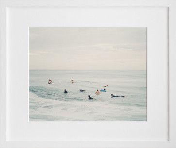 Waiting by Ian Baguskas - contemporary - artwork - 20x200