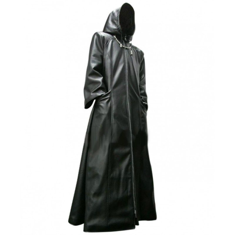 Get Sensational And Pretentious Looks By Wearing This Recently Included In Our Catalog Based On An Action Packed Game Kingdo Coat Long Leather Coat Black Coat