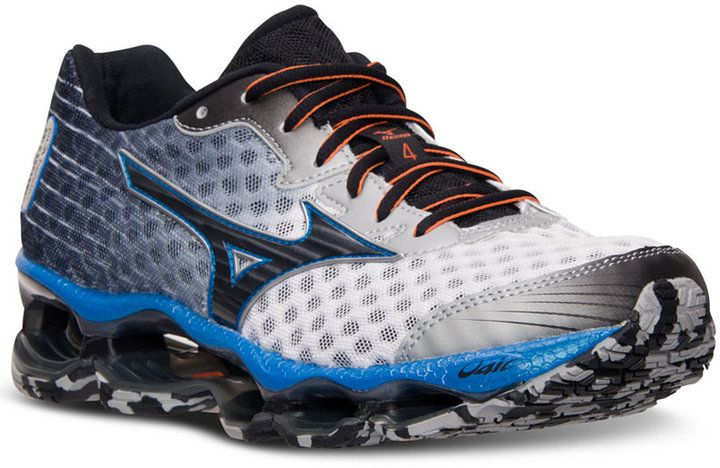 90de010be904 Mizuno Men's Wave Prophecy 4 Running Sneakers from Finish Line ...