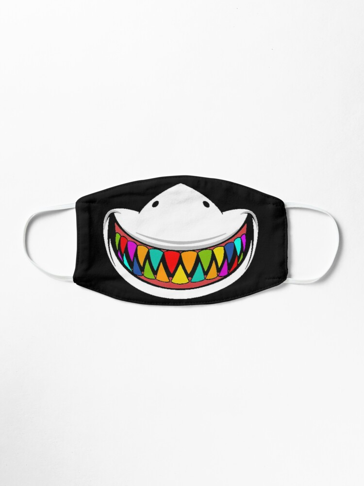 6ix9ine Shark Teeth Face Gooba Millions Of Unique Designs By Independent Artists Find Your Thing Shark Teeth Teeth Shark