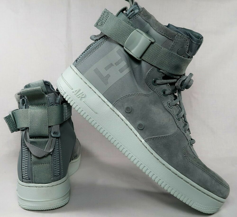 finest selection 2bca6 47125 Rare Nike Womens SF Air Force 1 Mid Light Pumice AA3966-006 - Nike Airs