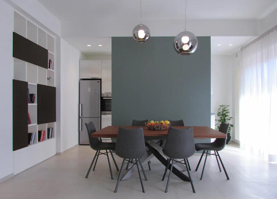 Pranzo: sala da pranzo in stile di b+p architetti | homify ...
