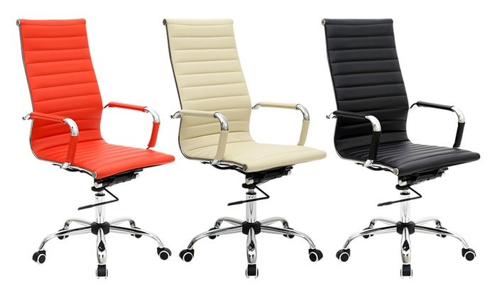 Roma Office Chair In Choice Of Colour For 70 With Free Delivery