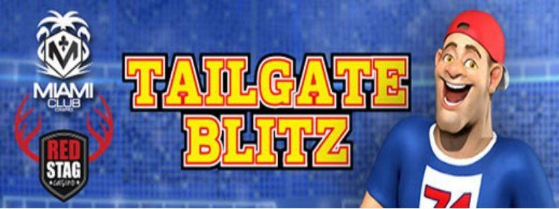 Tailgate Blitz Slots Live Free Spins Miami Club Red Stag