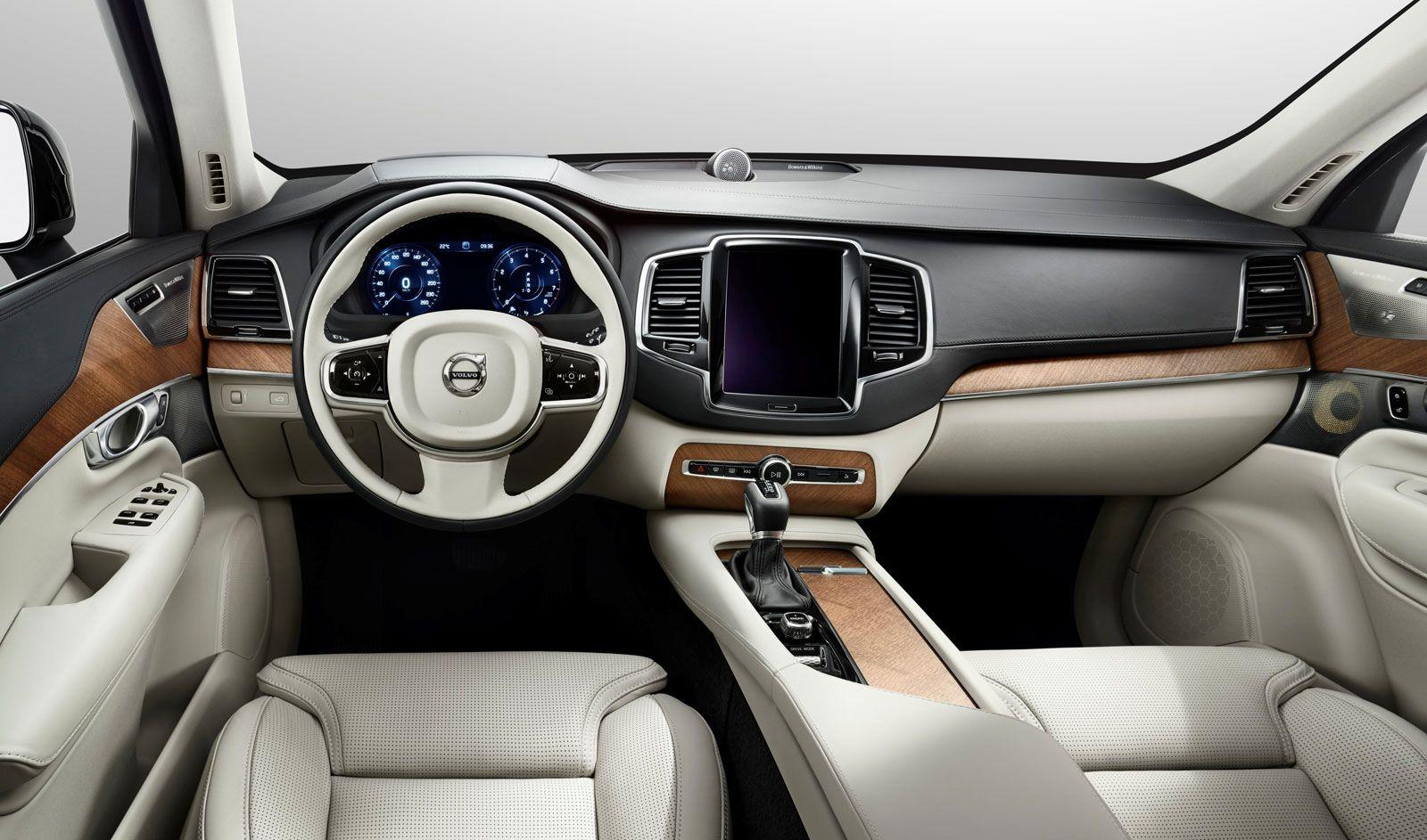 2015 Volvo Xc90 Interior Volvo Suv Volvo Xc90 Volvo Xc60