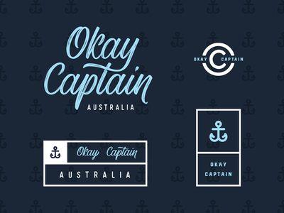 Okay Captain print & Lables