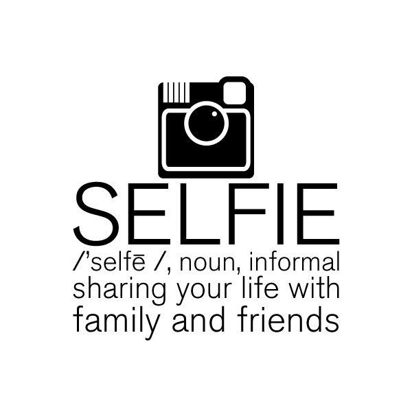 DIY Selfie Tween/Teen Instagram Hangout Wall with FREE Selfie Printable -- Tatertots and Jello #DIY #selfie