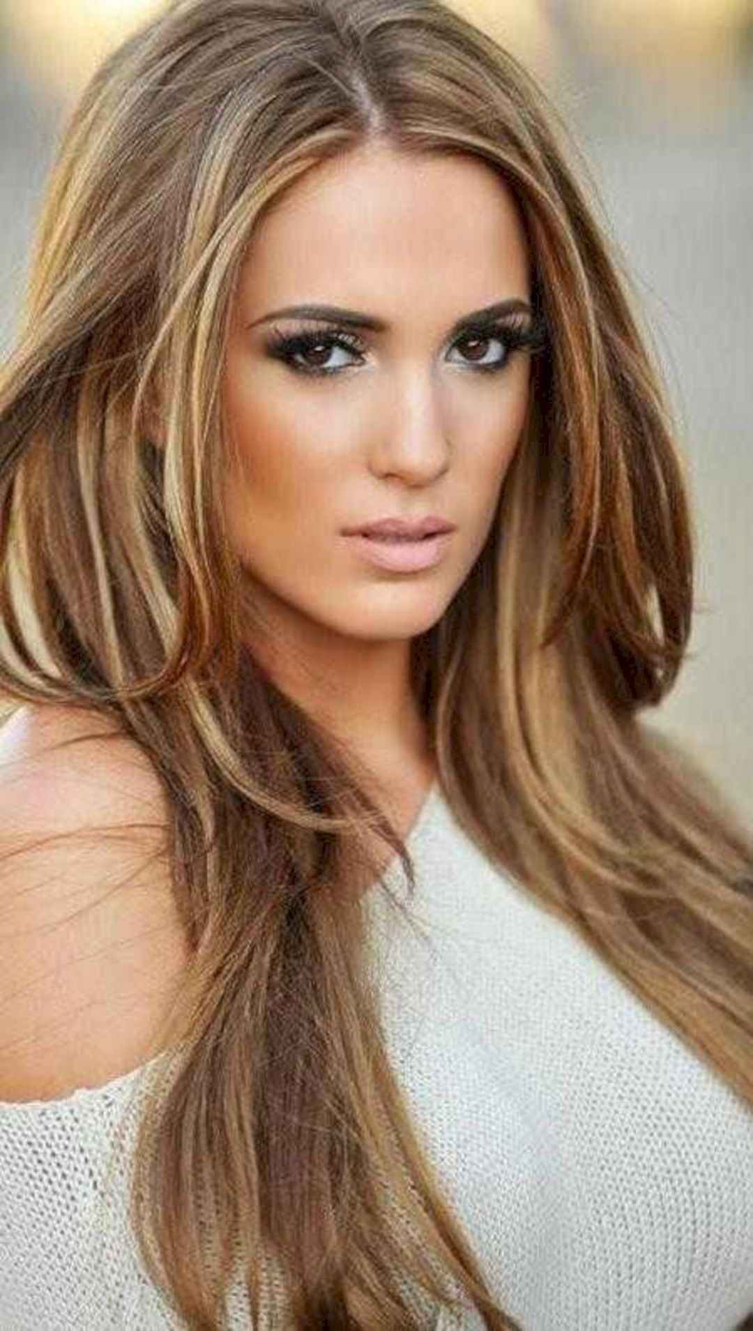 beautiful hair color trend for pretty women style ideas