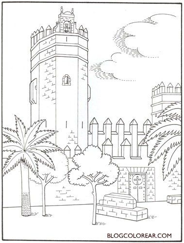 Castillo de San Marcos de Cadiz | ANDALUCÍA | Crafts, Landscape