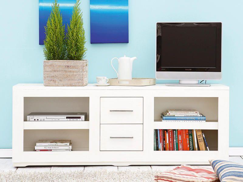 Muebles para colocar la tele | Centros de entretenimiento ...