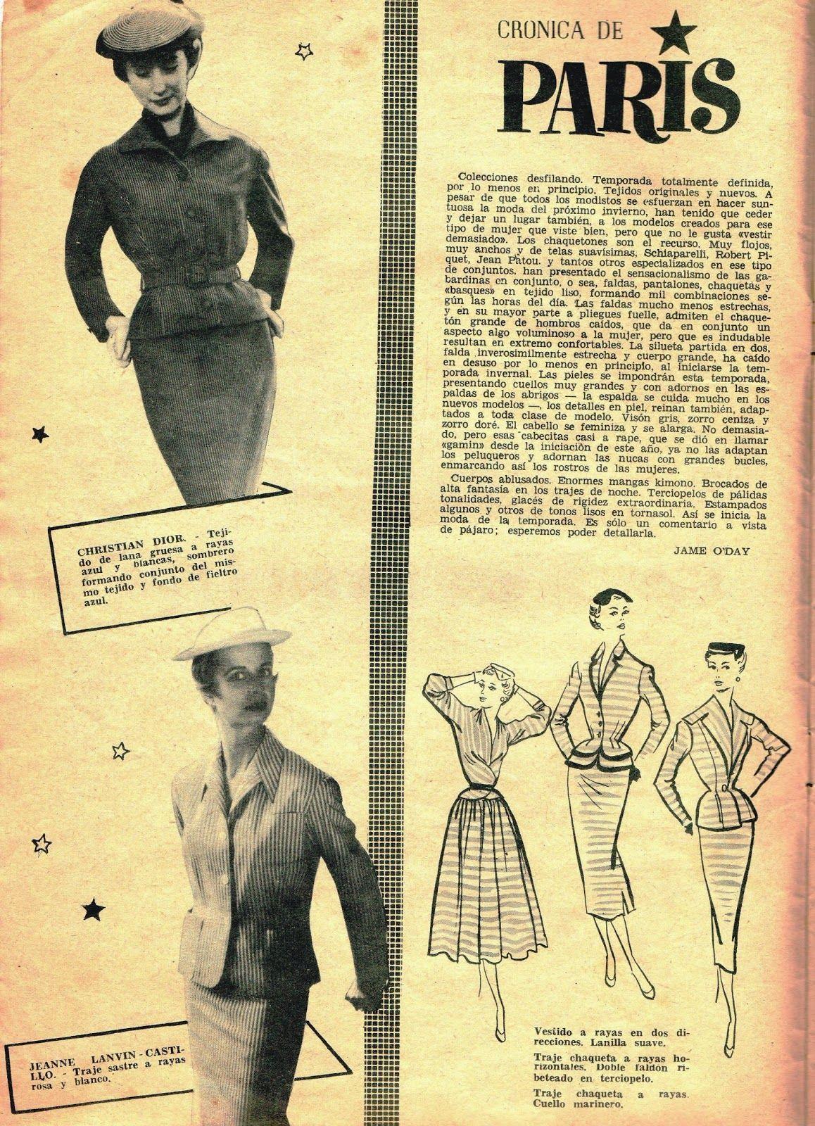 Historia de la Moda y los Tejidos: Siglo XVII. Traje de