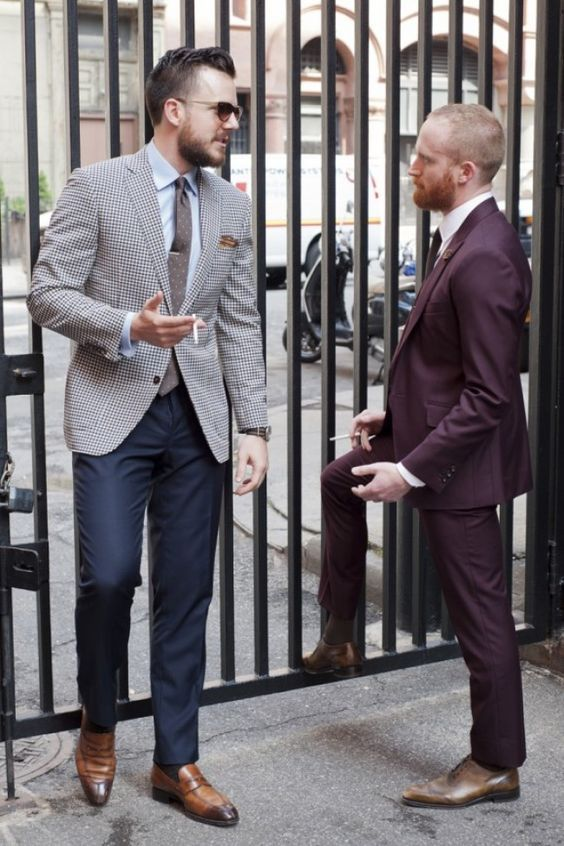 You are viewing Latest Men's Suit Style | Fashion 2016 article in ...