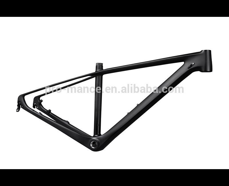 29er carbon monocoque mtb bike frame, AR & thru-axle 29\