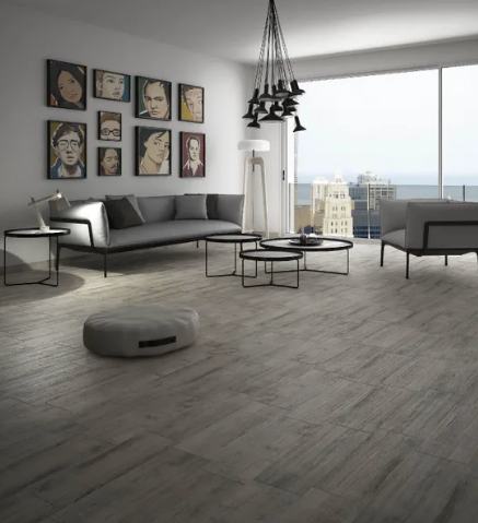 Tile Differences Apartment Living Room Living Room Wood Wood Effect Porcelain Tiles