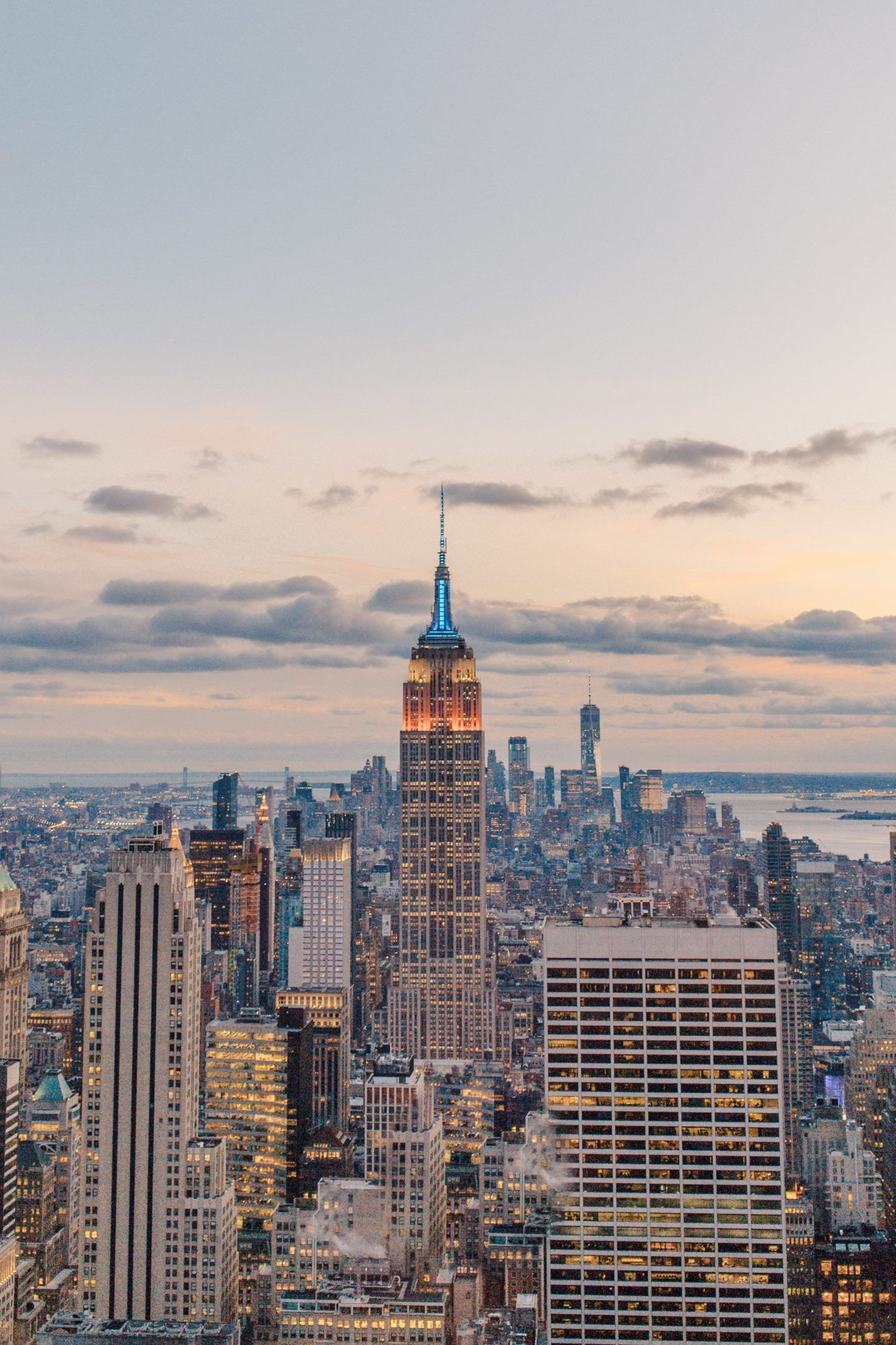 7 Best Photo Spots Of The Empire State Building In Nyc Dana Berez Empire State Building Nyc Instagram Empire State