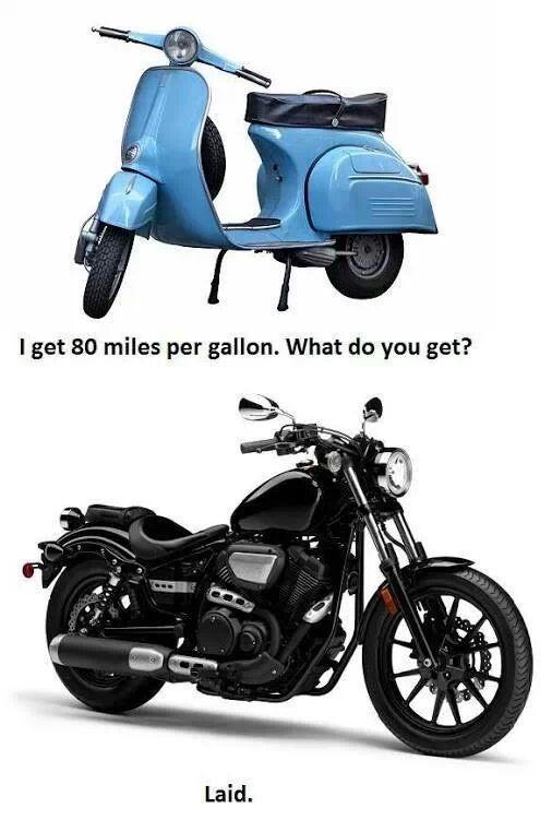 Scooter Vs Motorcycle Motorcycle Cafe Racer Honda Bike