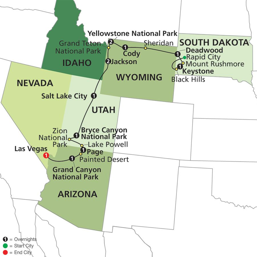 Explore Grand Canyon Vacation Yosemite Vacation And More