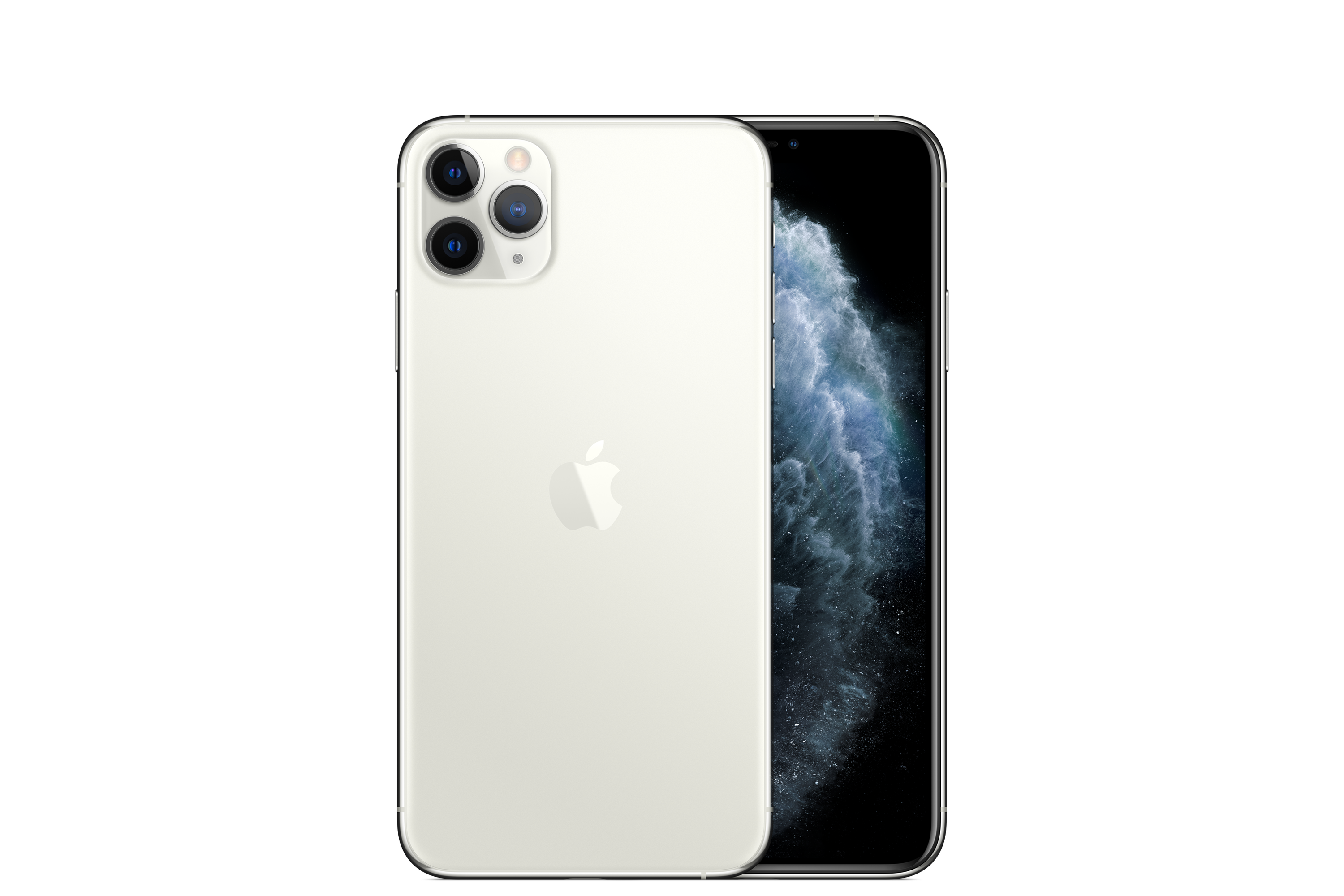 Smartphone Iphone 11 Pro Max Silver Png Image Iphone Iphone 11 Smartphone