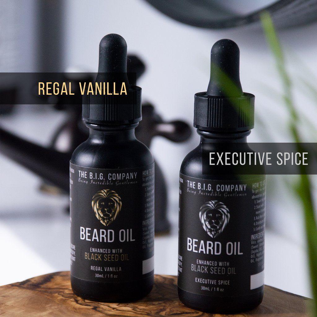 Executive Spice Black Seed Oil Beard Oil Beard oil, Seed