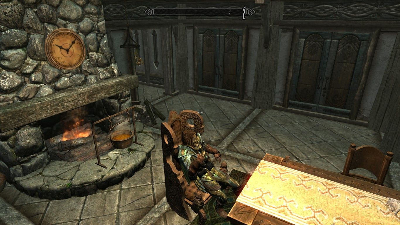 Home Construction And Decoration At Skyrim Nexus