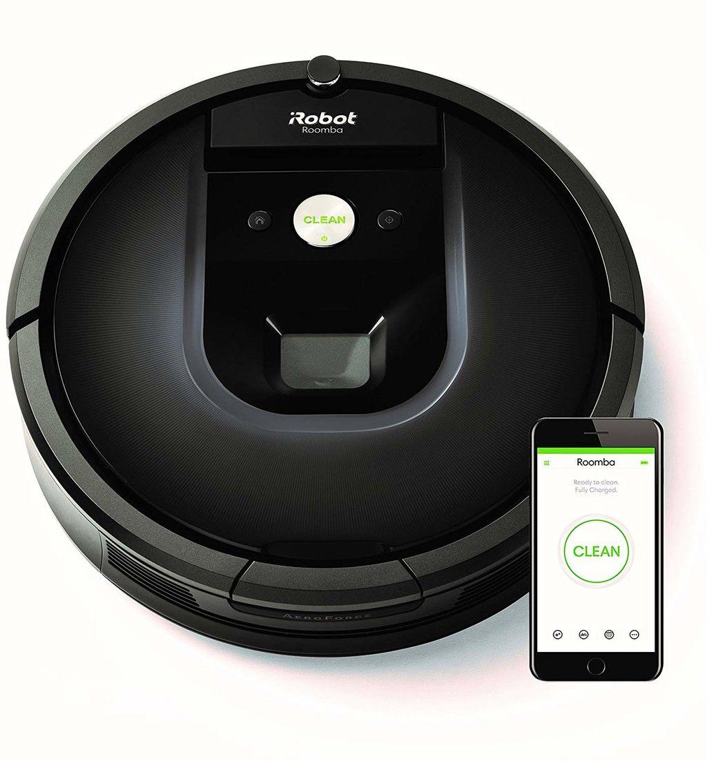 Oferta Del Dia En El Robot De Limpieza Irobot Roomba 981 Hasta