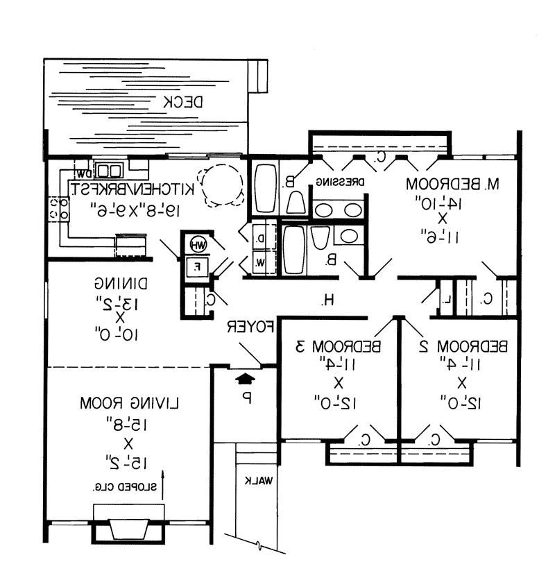 10 Gorgeous Ranch House Plans Ideas Ranch Style Homes Ranch House Plan Ranch House Plans